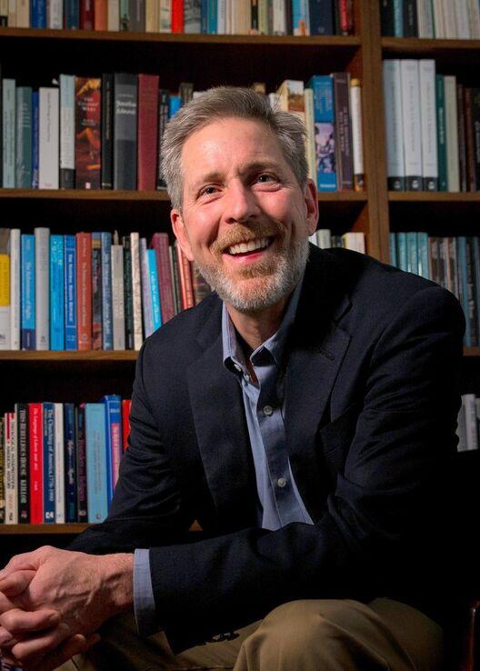 Mark David Hall portrait photo