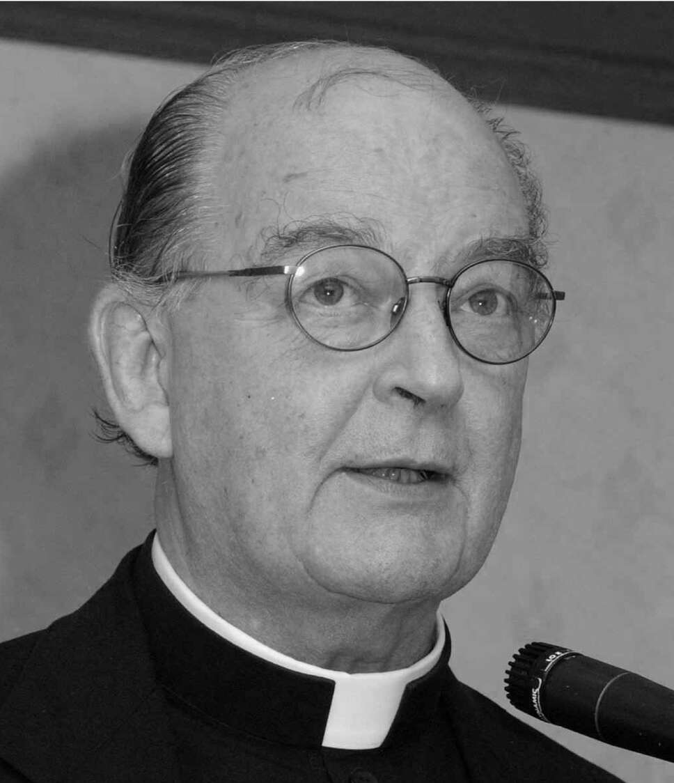 Fr. Richard John Neuhaus photo